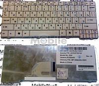 Клавиатура для ноутбука Acer Aspire One A110L, A110X, A150L, A150X, D250, ZG5 Series White