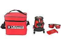 Уровень лазерный (5 линий) Prolazer® All-Layout  KAPRO (875kr), фото 1