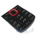Клавиатура (кнопки) Nokia 5320 Red