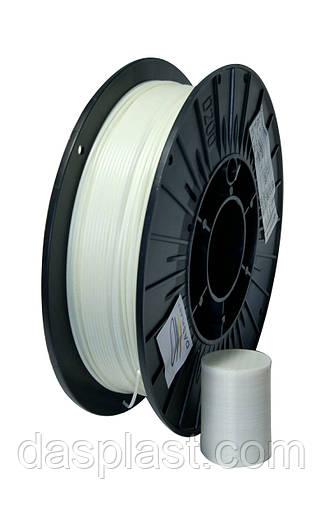 АБС пластик светящийся в темноте 1.75 мм пластик для 3d печати 0,5 кг