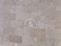 "Природный Камень Травертин  ""Шлифованный бежевый""  30,5х61х1,25см"