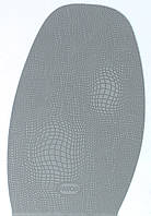 Подметка формованная резиновая FAVOR, т. 1.5 мм, р. средний, цв. серый (1) grey