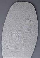 Подметка формованная резиновая FAVOR, т. 1.5 мм, р. средний, цв. белый (2) white