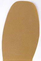 Подметка формованная резиновая FAVOR, т. 1.5 мм, р. средний, цв. бежевый (11) light yellow