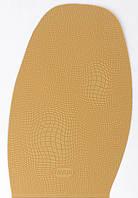 Подметка формованная резиновая FAVOR, т. 1.5 мм, р. средний, цв. бежевый (12) beige yellow