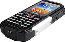 "Телефон Sigma mobile X-treme IT68, 0.3Мп, 2sim, экран 2"" IPS, IP68, 2800mAh."