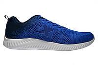 Мужские кроссовки Xtep Running shoes «Blue» Р. 41 42 44 45 46