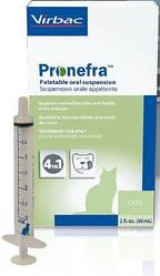 Пронефра (Pronefra) суспензия при ХПН у кошек и собак 60 мл