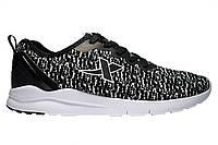 Мужские кроссовки Xtep Casual «Black White» Р. 41 42 43 44 45 46