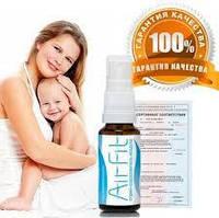 100 % ОРИГИНАЛ Спрей Air Fit антисептический (оздоровитель воздуха, от гриппа,ОРВИ)