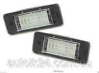 LED  Подсветка номера OPEL ZAFIRA C 12- / ASTRA J 10- CARAVAN