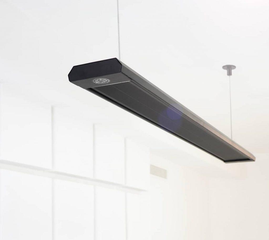 Билюкс Черный  Б1350 инфракрасная потолочная панель энергосберегающий обогреватель