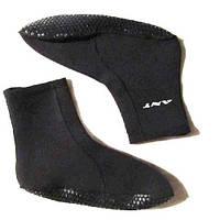 Неопреновые гидро носки для дайвинга w-801 3 mm