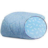 Силиконовое двуспальное зимнее одеяло Lotus
