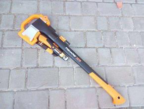 Акция!!! Топор-колун Fiskars Х21 L+ нож Fiskars универсальный 1025436
