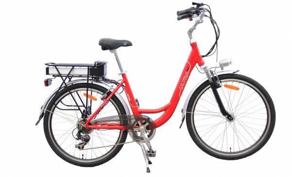 """Электро Велосипед электрический 26"""" Optima Ultra на аккамуляторе, фото 2"""