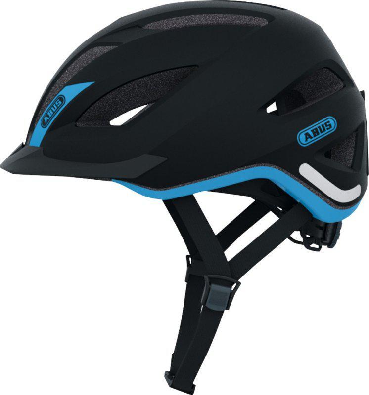 Велосипедный шлем Abus PEDELEC Fashion blue M