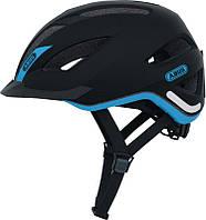 Велосипедный шлем Abus PEDELEC Fashion blue M, фото 1