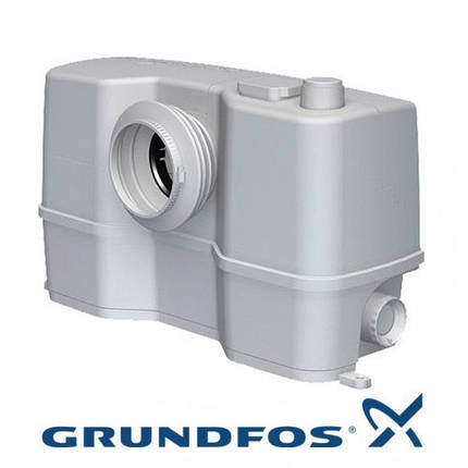 Канализационная установка Grundfos Sololift2 WC-3, фото 2