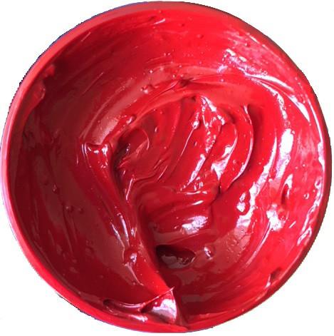Пигментная паста рубиновая, 150мл