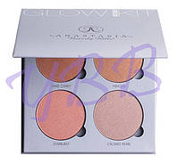 Набор хайлайтеров Anastasia Beverly Hills Glow Kit Gleam УЦЕНКА