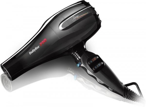 Фен для волос Babyliss BAB6330RE Tiziano профессиональный, 2100-2300 Вт