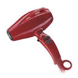 Фен для волос Babyliss Volare V2  BABV2RE с мотором от Ferrari профессиональный, 2200 Вт