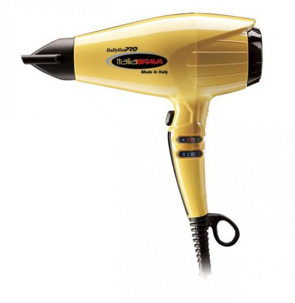 Фен для волос Babyliss ItaliaBrava  BABFB1E профессиональный с ионизацией, 2400 Вт