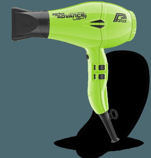 Профессиональный фен Parlux Advance Light Ionic, PADV-green, 2200 Вт