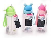 Бутылка для воды Fissman 370 мл (Пластик)