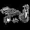 Триммер (машинка окантовочная) Moser 1591-0062 Chro Mini Pro, фото 2