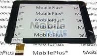 Сенсорный экран (тачскрин) для планшета 7 дюймов Sanei N73 (Model: FPC-TP070057(E7)-01) Black