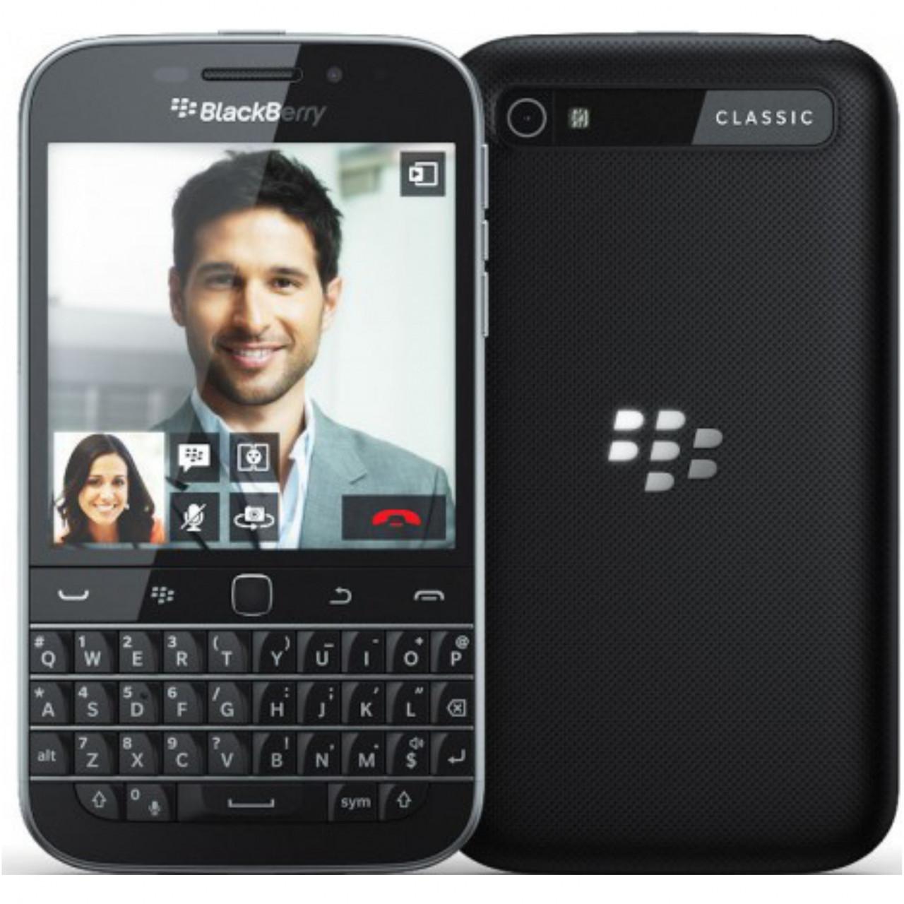 Смартфон BlackBerry Classic (Black)