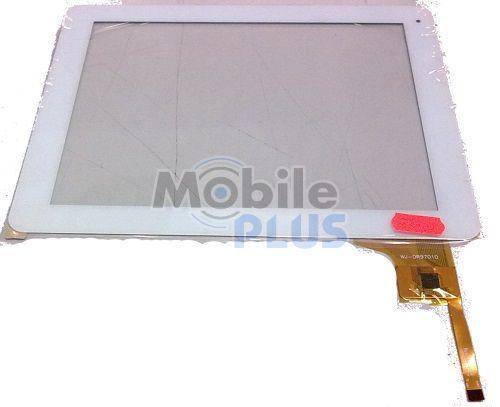 Сенсорный экран (тачскрин) для планшета 9,7 дюймов Globex GU903C (Model: WJ-DR97010) White
