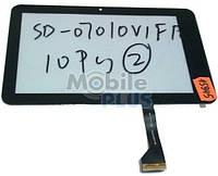 Сенсорный экран (тачскрин) для планшета 7 дюймов Impression 6213m (Model: SD-07010V1FPC) Black