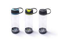Бутылка для воды Fissman 700 мл (Пластик)