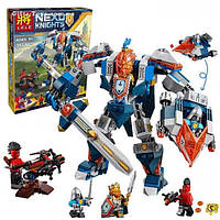 """Конструктор Nexo Knights Lele 79246 """"Королевский робот"""" 389 деталей, фото 1"""