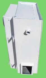 Теплообмінник одноконтурного котла DANI АОГВ 12 Лівий