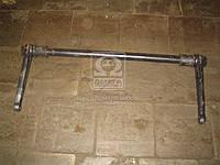 Вал стабилизатора подвески задний МАЗ прямой с рычагами (пр-во Беларусь) 5336-2916006