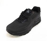 Кроссовки женские Nike Air Max 90 черные унисекс(р.36,37,38,39,40,41)