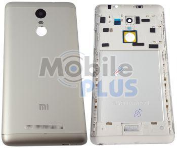 Батарейная крышка для Xiaomi Redmi Note 3 Silver