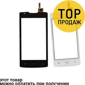 Сенсорный экран для планшета Lenovo A1000, черный