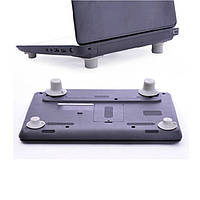 Ножки для ноутбука! Подставка для вашего ноутбука с наклоном!, фото 1