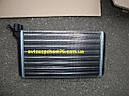 Радиатор печки Ваз 2110 (алюминий) производитель ОАТ ДААЗ, Россия, фото 4