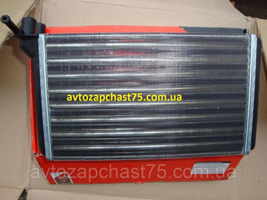 Радиатор печки Ваз 2110 (алюминий) производитель ОАТ ДААЗ, Россия
