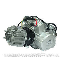 Двигатель Актив 110 см3 d-52.4 мм полуавтомат ALPHA LUX