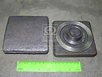 Вкладыш кронштейна рессоры передний/задний МАЗ (пр-во Беларусь) 504Н-2902449