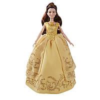 Кукла Белль в бальном платье из серии Красавица и чудовище (Disney Beauty and Ball Gown Belle)