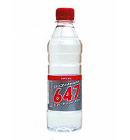 Растворитель 647 без прекурсоров ТМ Химрезерв ( 0,5 л )