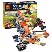 """Конструктор Bela 10484 Nexo Knights (аналог Лего 70310) """"Королевский боевой бластер"""", 88 деталей, фото 1"""